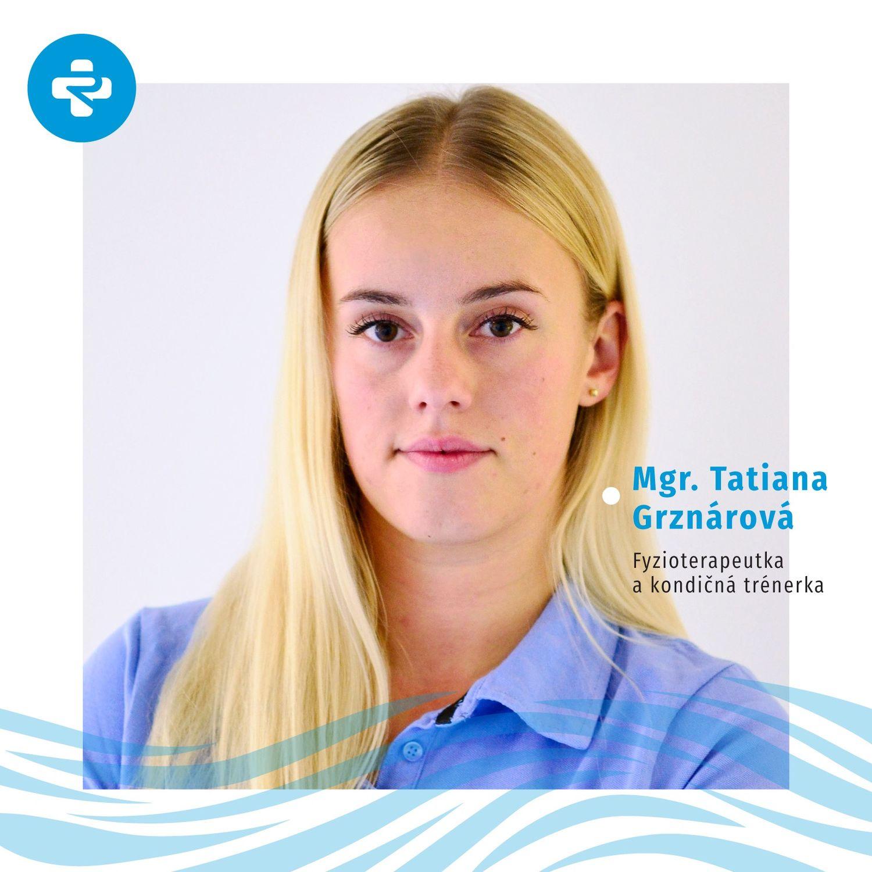 Mgr. Tatiana Grznárová