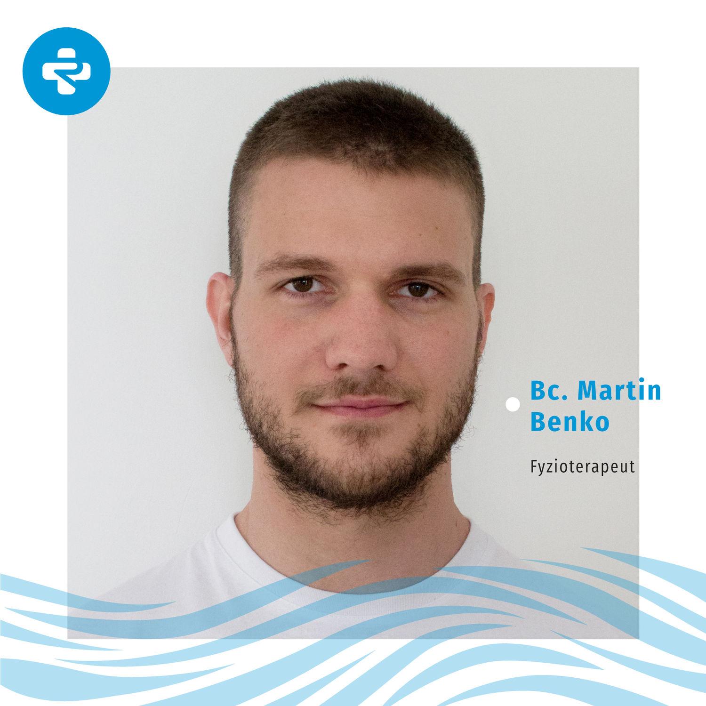 Bc. Martin Benko