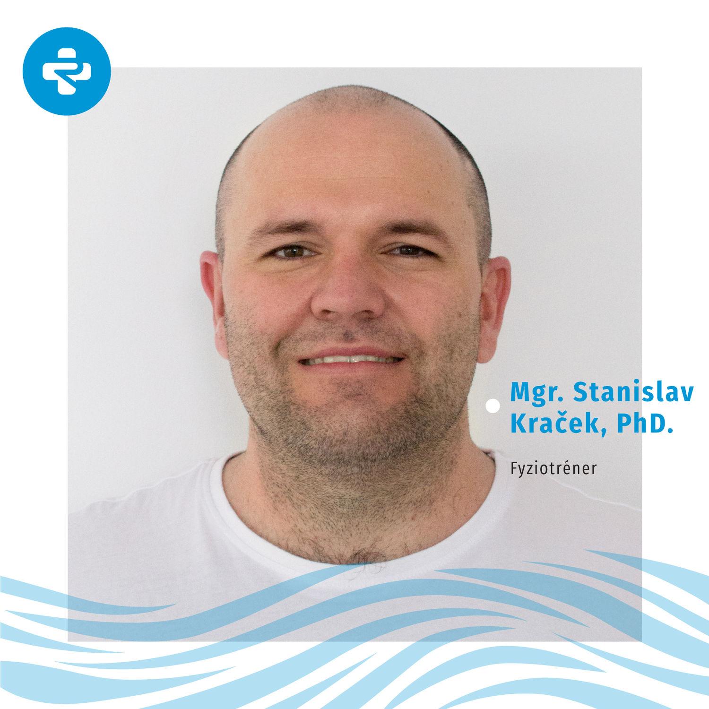 Mgr. Stanislav Kraček, PhD.