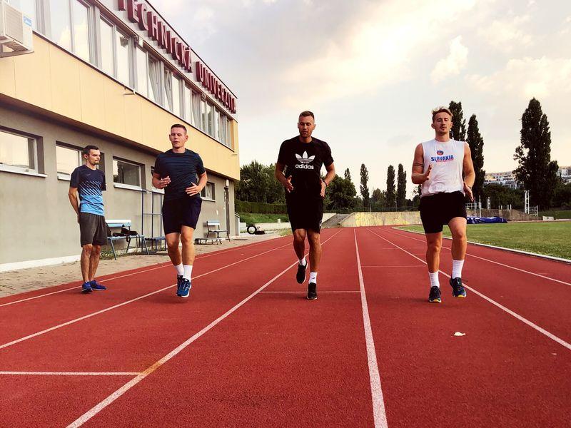 Bežecký tréning