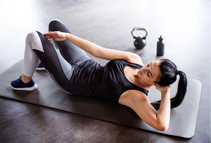 Popôrodné cvičenia